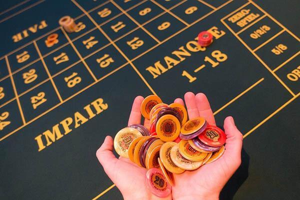 輪盤賭博觀念-2:直行投注