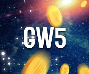 GW5 彩票遊戲館